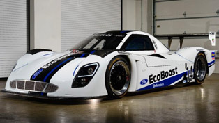 Ford Racing EcoBoost Prototype - Overall Speed Record 359 km/h