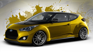 Fox Marketing Hyundai Veloster Turbo To Debut At SEMA