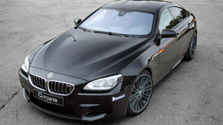 G-Power: BMW 550i, 650i, 750i, M5 and M6