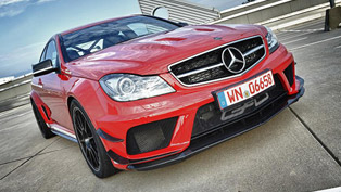 GAD Mercedes-Benz C63 AMG Black Series - 850HP and 1,350Nm