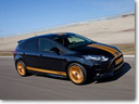 Hertz Ford Focus ST-H In Panther Black Body