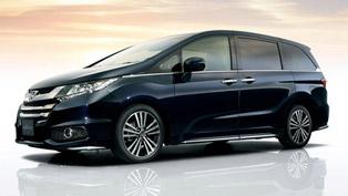 2014 Honda Odyssey - JDM