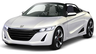 Honda S660 Concept [preview]