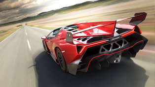 Lamborghini Veneno Roadster Revealed!