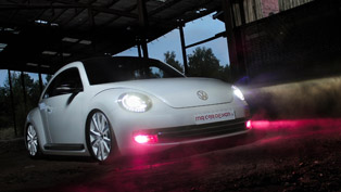Retro Styling For MR Car Design Volkswagen Beetle