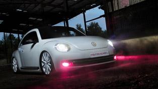 Retro Styling For MR Car Design Volkswagen Beetle