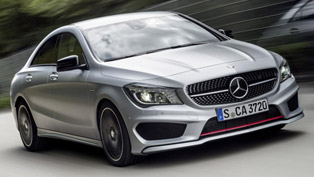 Mercedes-Benz A 250 Sport 4Matic and CLA 250 Sport
