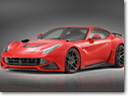 Novitec Rosso Ferrari F12 N-LARGO – 781HP and 722Nm