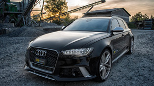 OCT Tuning Audi RS6 - 670HP and 880Nm