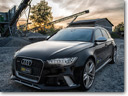OCT Tuning Audi RS6 – 670HP and 880Nm