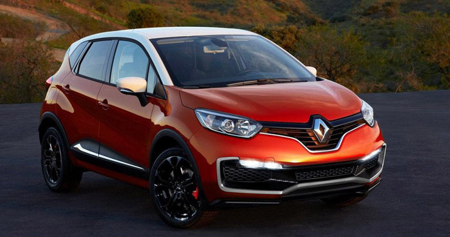 renault captur rs render. Black Bedroom Furniture Sets. Home Design Ideas