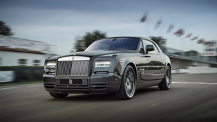 Rolls-Royce Chicane Phantom Coupe Celebrates Goodwood