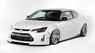 scion tuner challenge cars revealed ahead of official debut [video]