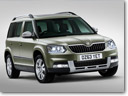 Skoda Yeti Facelift – Specifications And Pricing Announced