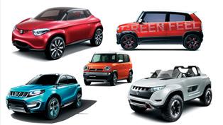 suzuki to unveil five new concepts at tokyo motor show