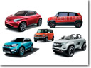 Suzuki To Unveil Five New Concepts At Tokyo Motor Show