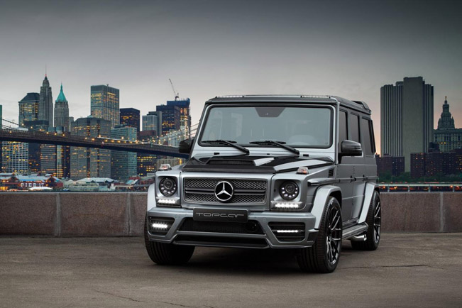 Mercedes Benz Sls Amg Review >> TopCar Mercedes-Benz G65 AMG Mansory
