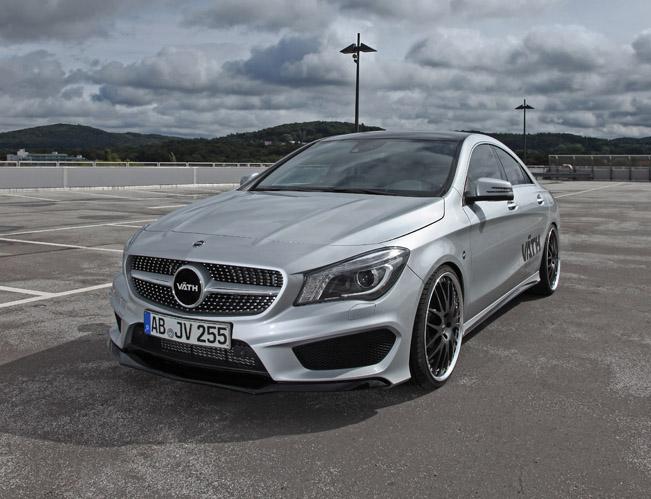 Vath v25 mercedes benz cla 265hp and 420nm for Mercedes benz cla 2 door