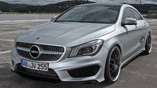 Vath V25 Mercedes-Benz CLA - 265HP and 420Nm