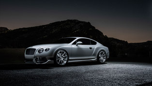Official Debut: Vorsteiner Bentley Continental GT BR10-RS