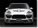 TEASER: Wald Black Bison Porsche Cayenne