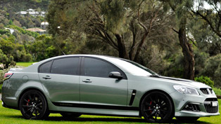 Walkinshaw Performance Holden VF Commodore and HSV Gen-F [video]