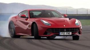 Ferrari F12 Berlinetta - Drift [video]