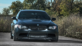 Frozen Black Edition BMW E92 M3 by iND