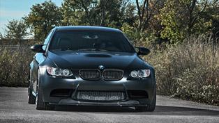 Frozen Black Edition BMW E92 M3 by iND