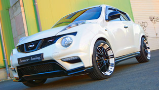 senner bling the nissan juke nismo