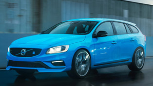 Volvo Polestar S60 and V60 Revealed