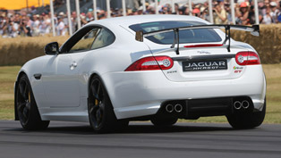 2014 Jaguar XKR-S GT [video]