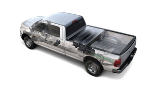 Chrysler To Develop Human Biology-Inspired CNG Vehicles