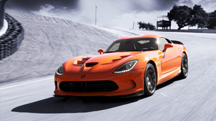 Dodge Introduces 2014 SRT Viper Time Attack Special Edition