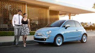 2014 Fiat 500 1957 Edition Celebrates The Nuova Cinquecento