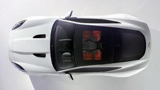 2014 Jaguar F-Type Coupe [teaser]