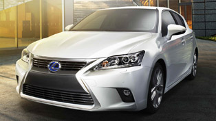 2014 Lexus CT200h - Refreshed Exterior