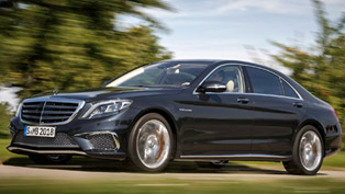 2014 Mercedes-Benz S 65 AMG - 630HP and 1,000Nm