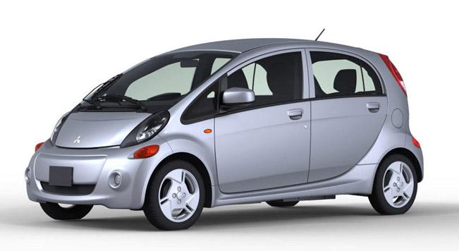 2013 Mitsubishi I Miev Receives Se Trim Level
