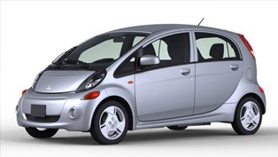 2013 Mitsubishi i-MiEV Receives SE Trim Level