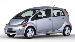 2013 mitsubishi i-miev receives se trim level