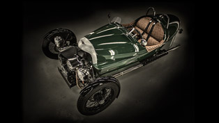 2014 Morgan 3 Wheeler Officially Revealed
