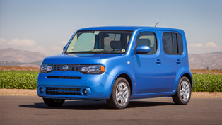 2014 Nissan Cube Goes On Sale