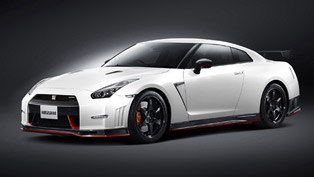Nissan Nismo GT-R Revealed
