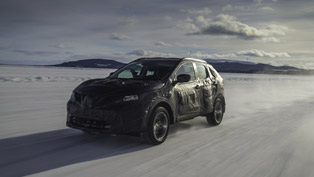 First Images And Video: 2014 Nissan Qashqai