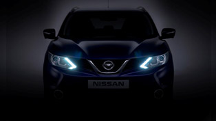 Second Teaser Of New Generation Nissan Qashqai Revealed