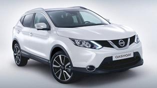 2014 Nissan Qashqai - Price £17,595