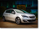 2014 Peugeot 308 Built On Innovative EMP2 Chassis