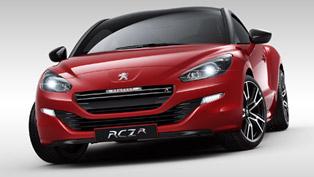 2014 Peugeot RCZ R - Price £31,995