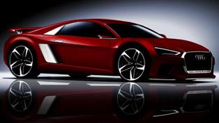 2015 Audi R8 [render]